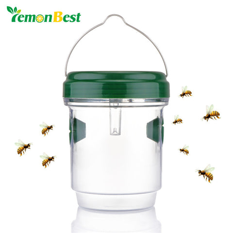 Solar Powered Wasp Trap Insect Catcher for Bees & Wasps