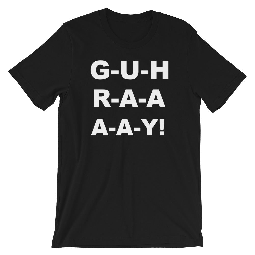Guhray Short-Sleeve Unisex T-Shirt