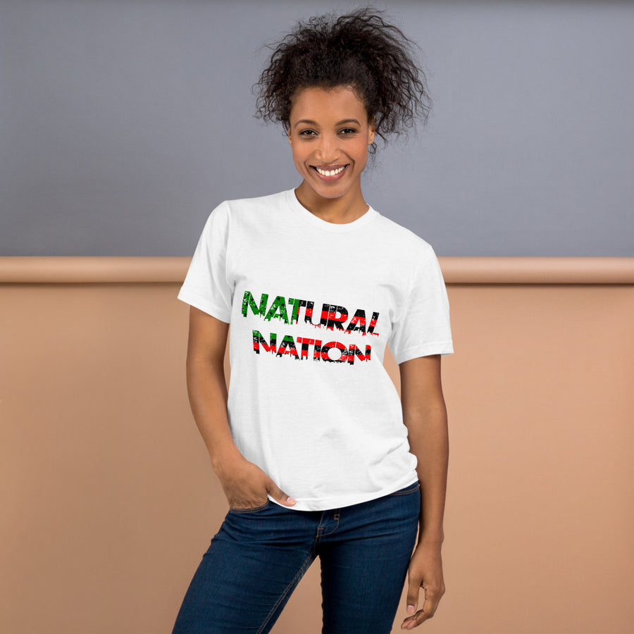 Natural Nation T-Shirt - Kriya Botanicals