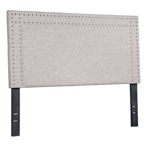 Full Headboard Dove Gray
