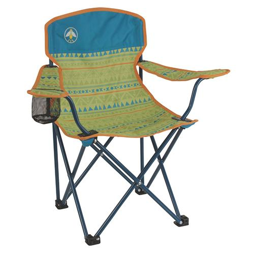 Chair Quad, Youth, Teal