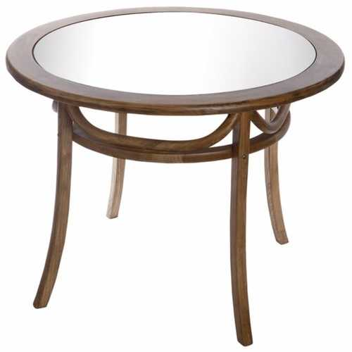 Contemporarily Classic Bistro Dining Table