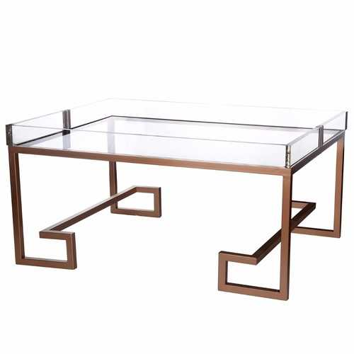 Downrightly Flashy Coffee Table