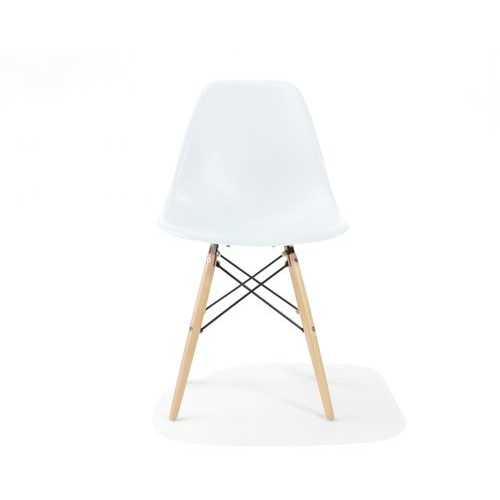 Classic Dining Side Chair White
