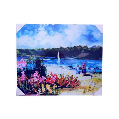 Canvas Landscape Decor ( Case of 4 )