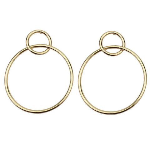 KILA HOOP EARRINGS