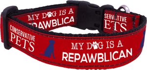 Conservative Pets Collar