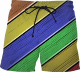 """Boardshorts"" Swim Shorts - SS0093 - TROD Lightly"