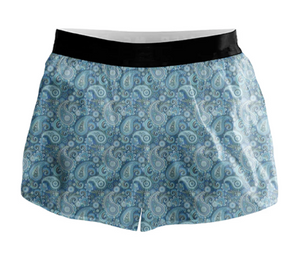 Paisley Active Shorts - 00012