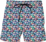 Tropical Swim Shorts - SS0016 - TROD Lightly
