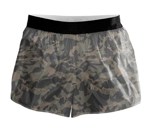Camo Active Shorts - RS00003