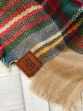 Sweater Weather Co. Blanket Scarf - Original Plaid