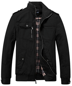 Army Jacket - Black