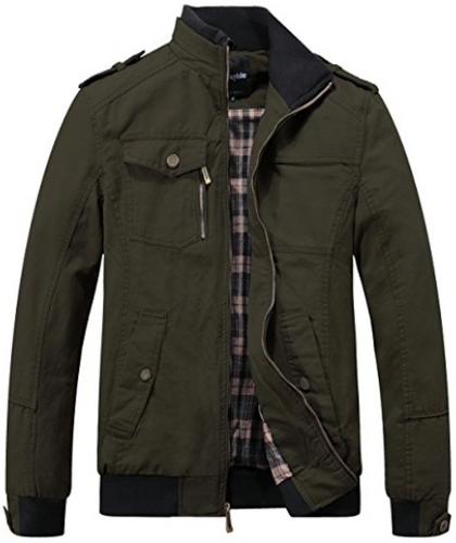 Army Jacket - Green