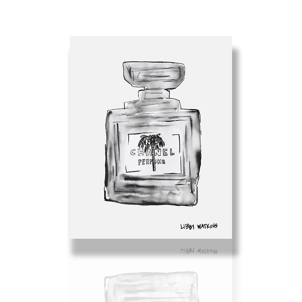 Chanel Ink Palm