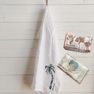 Stay At Home Signature Palm Linen Pack
