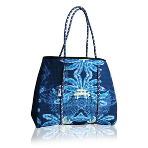 Reversible Tote in Gypsy Palm
