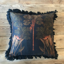 Coco Cabana Cushion - 45cm Black