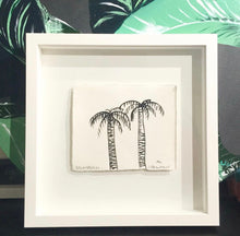 Signature Mini Ink Palm | Made to order with artist Libby Watkins