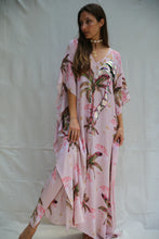 Palm Hills in La Palma long split hem kaftan