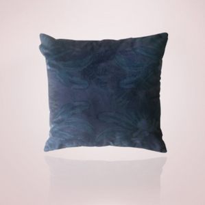 Gypsy Palm Cushion - 60cm Midnight