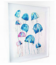 Signature Jellyfish Pod | made to order with artist Libby Watkins