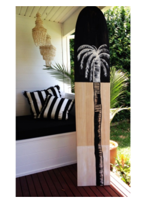 Signature Palm Contrast alaia | made to order with artist Libby Watkins