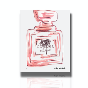Chanel Ink Palm Pink