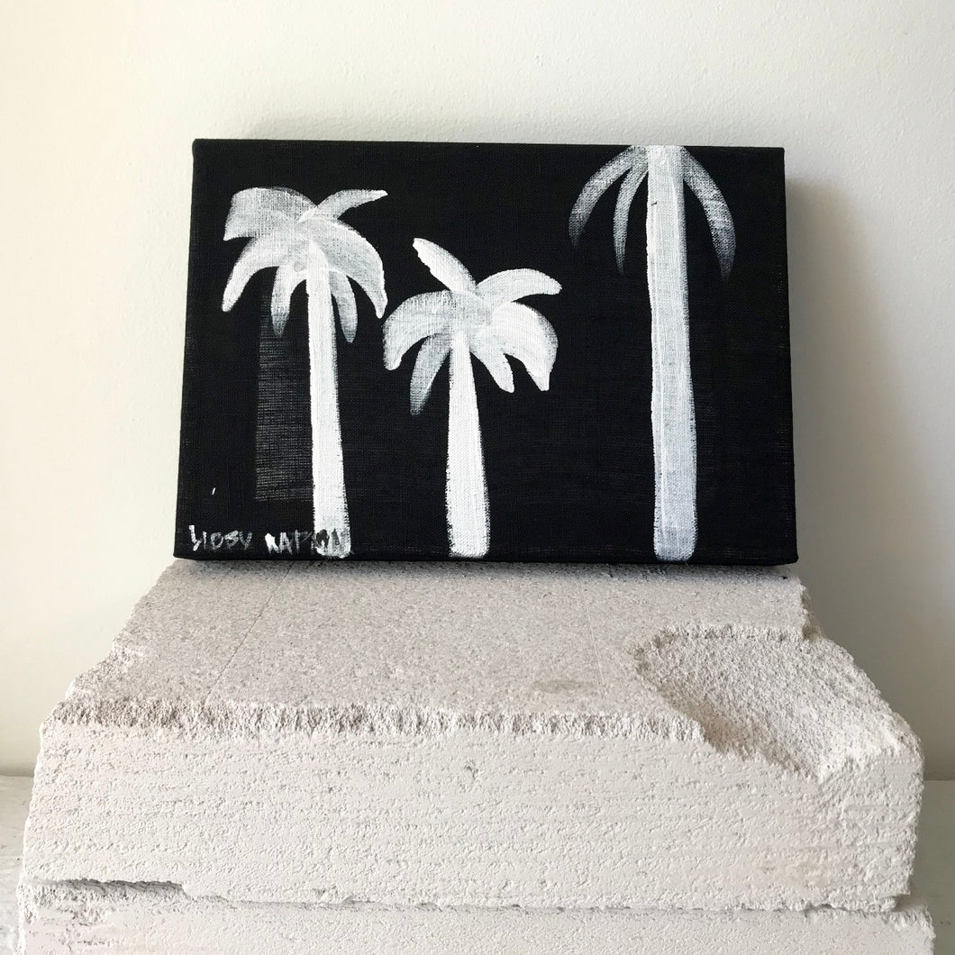 Mini Ink Palm Linen | 1910042