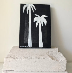 Mini Ink Palm Linen | 1910046