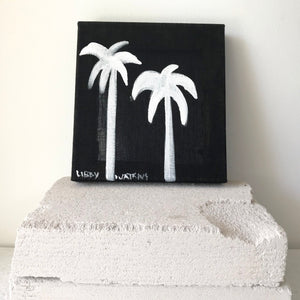 Mini Ink Palm Linen | 1910048
