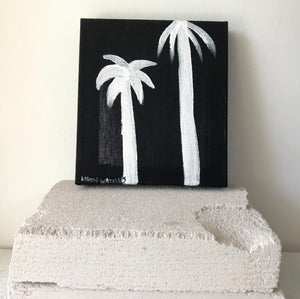 Mini Ink Palm Linen | 1910049
