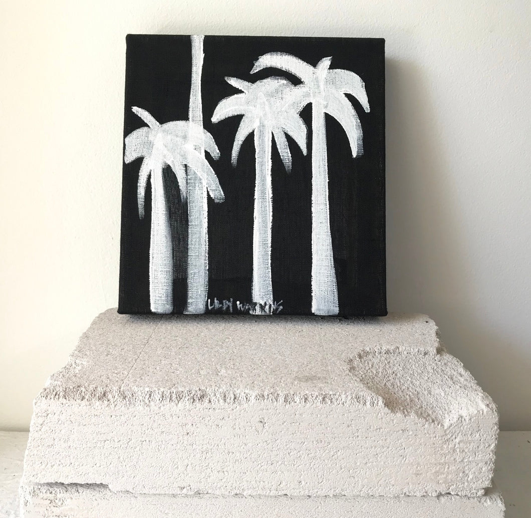 Mini Ink Palm Linen | 1910047