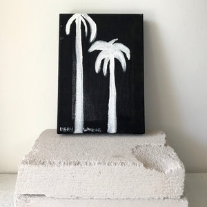 Mini Ink Palm Linen | 1910045
