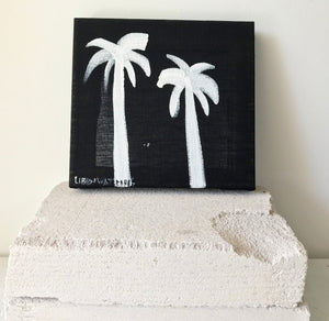 Mini Ink Palm Linen | 1910044