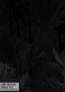 Jungle Tile Wallpaper