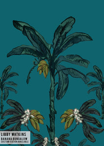 Banana Bungalow Wallpaper  - Expressions of interest