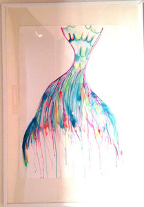Signature Mermaid | made to order with artist Libby Watkins