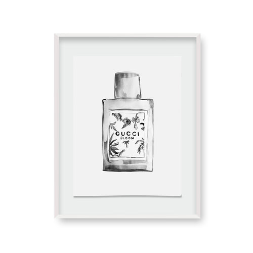 Signature Gucci Bloom Ink Palm | made to order with artist Libby Watkins