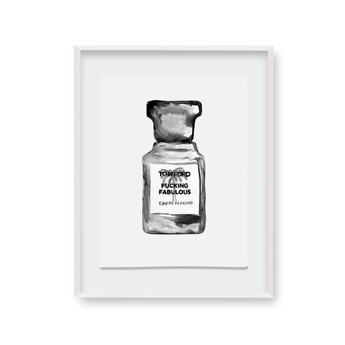 Signature Tom Ford Fabulous Ink Palm | made to order with artist Libby Watkins