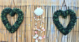 Wind Chime Craft Box (Strawberry Fans)
