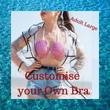 Customised Bra Size LARGE