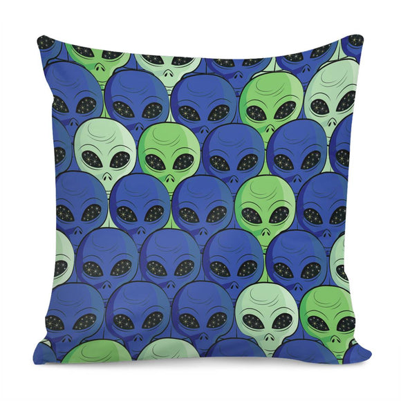 Spaced Out - Pillow Cover - Roseandjoy