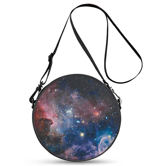 Light Year - Round Satchel Bags - Roseandjoy