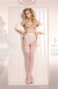 Ballerina white tights - Roseandjoy