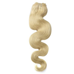Body Wave Colored Remy Hair #24 Sandy Blonde - Roseandjoy