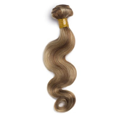 Body Wave Colored Remy Hair #8/613 - Roseandjoy