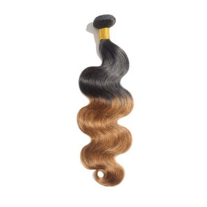 Body Wave Ombre Remy Hair #1B/30 - Roseandjoy