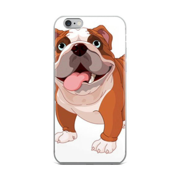 Pug iPhone Cases - Roseandjoy