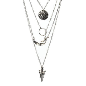 Women's Multilayered Necklace - Roseandjoy